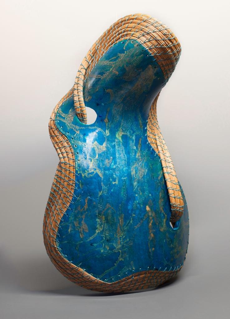 """Blue Lady"" © Toni Best"